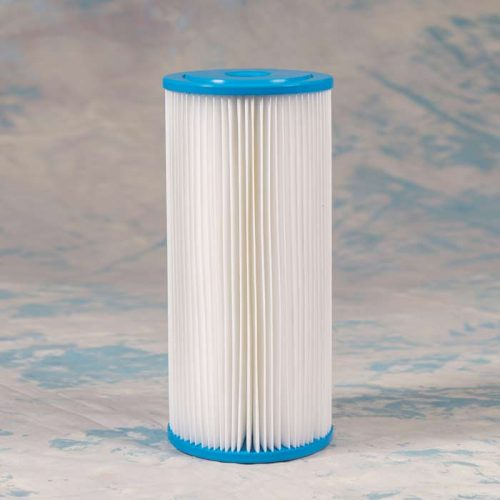 10x4.5 Pleated Poly Filter