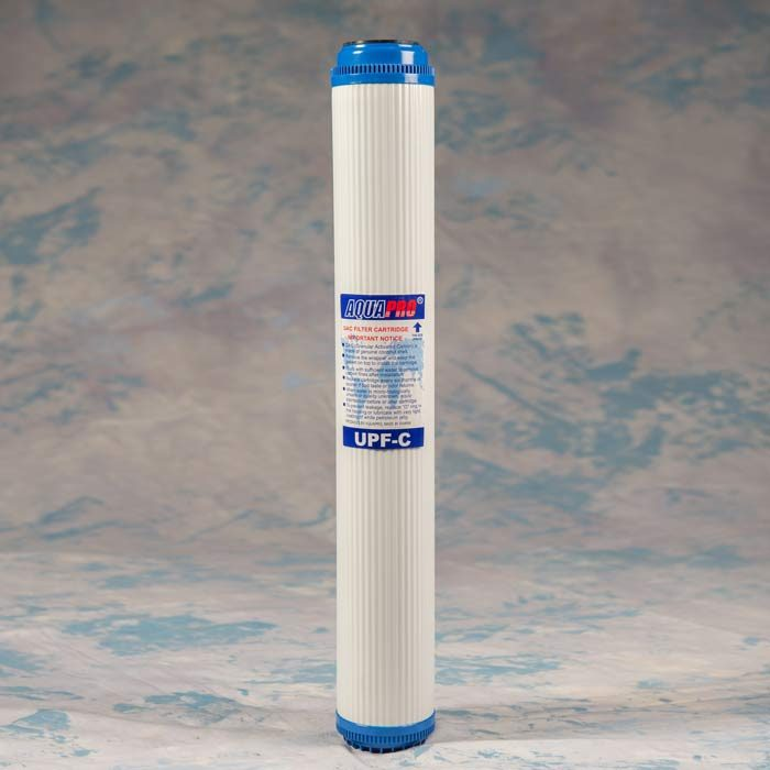 20x2.5 GAC Carbon Filter